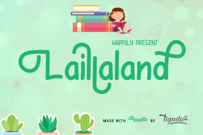 Lallaland Cover